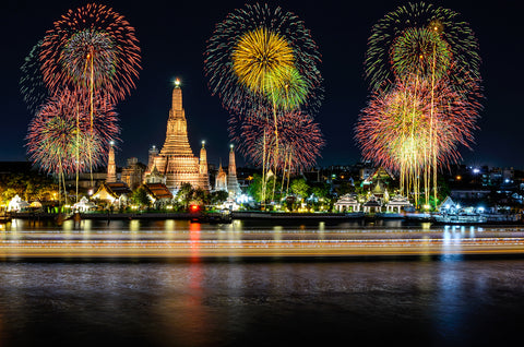 Buddhist Festivals – Thailand New Year Celebrations!