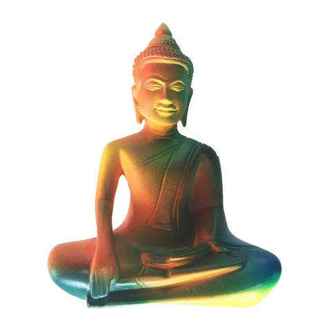 Buddha Statue in Earth Witness Pose