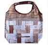 Foldable Tote - Bamboo Design