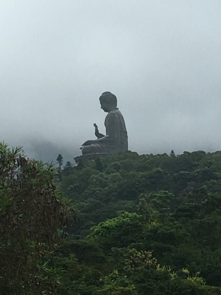 Big Buddha Lantau Hong Kong