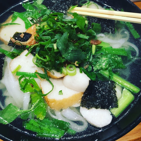 Seafood soup Phood Chatswood