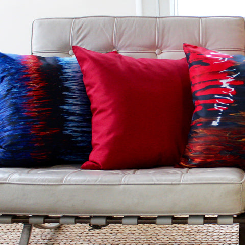 Colourful cushions for summer entertaining CUSHnart