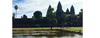 Angkor wat and Lotus Flowers. Stories of Cambodia