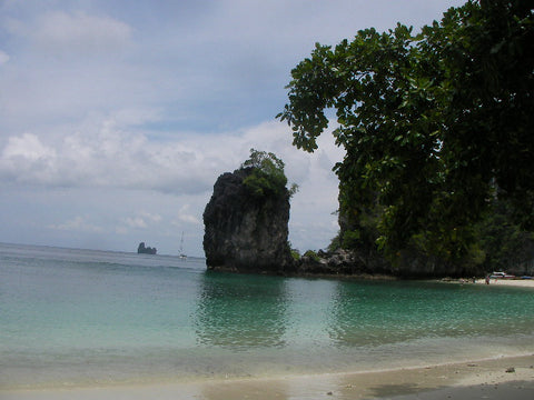 Thailand Railay Beach 1