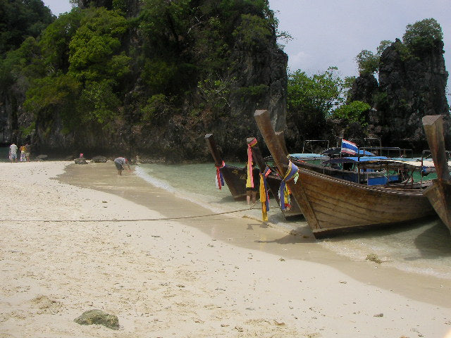 Thailand Railay Beach 2