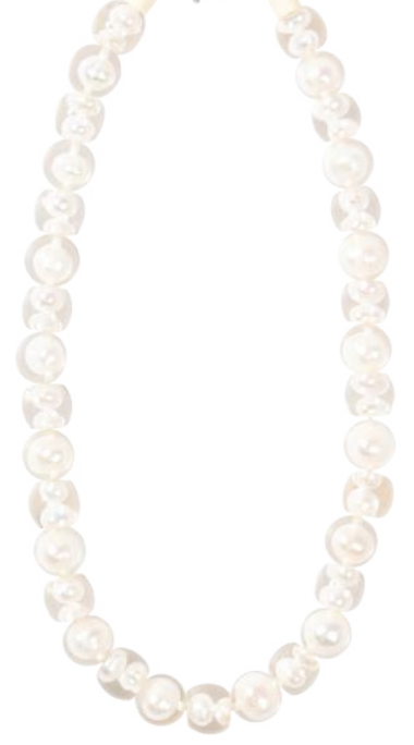 Zsiska Bubbling Pearls Necklace