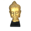 Bodishatva Head on Detachable Stand - made in papier mâché-Jayav Art-Temples and Markets
