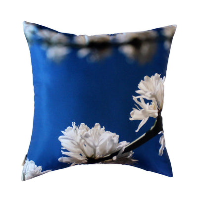 Coffee Blossom Cushion Cover-CUSHnART-Temples and Markets