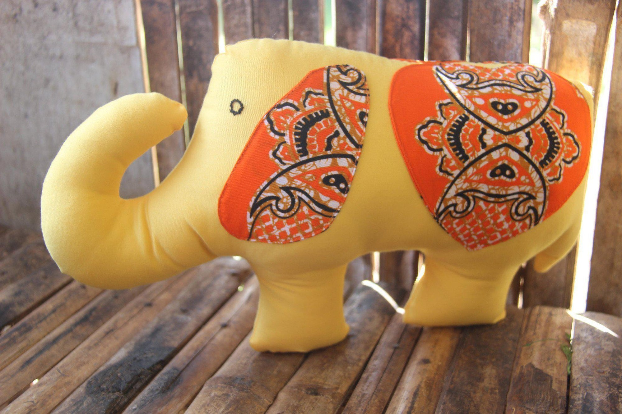 Cuddly Elephant-Human and Hope Association-Temples and Markets