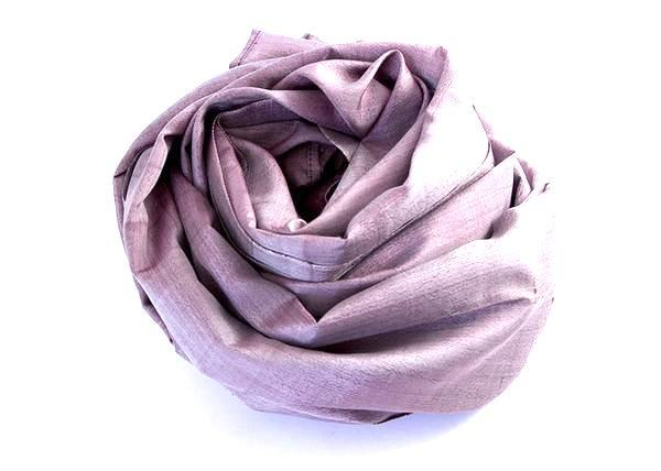 Friends 'n' Stuff Orchid Silk Scarf