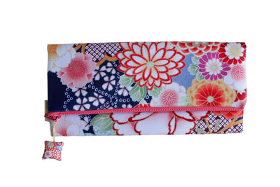 Kimono Evening Clutch Bag-CUSHnART-Temples and Markets