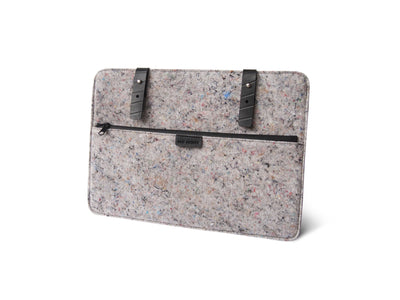 Mat Archer Recovery Felt Laptop Case using recycled materials-Mat Archer-Temples and Markets