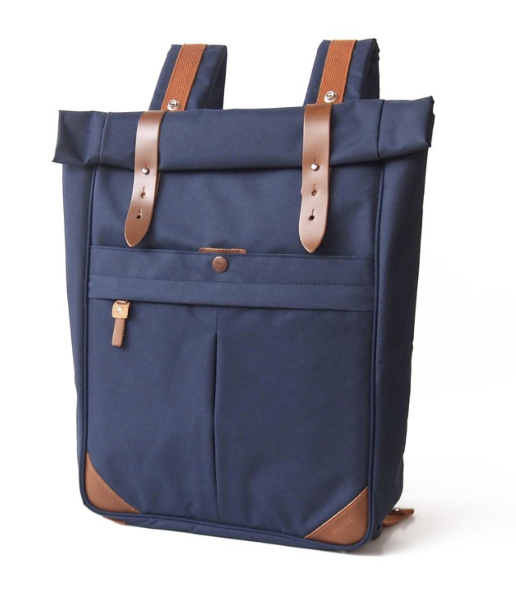 Merge Backpack and Laptop Bag