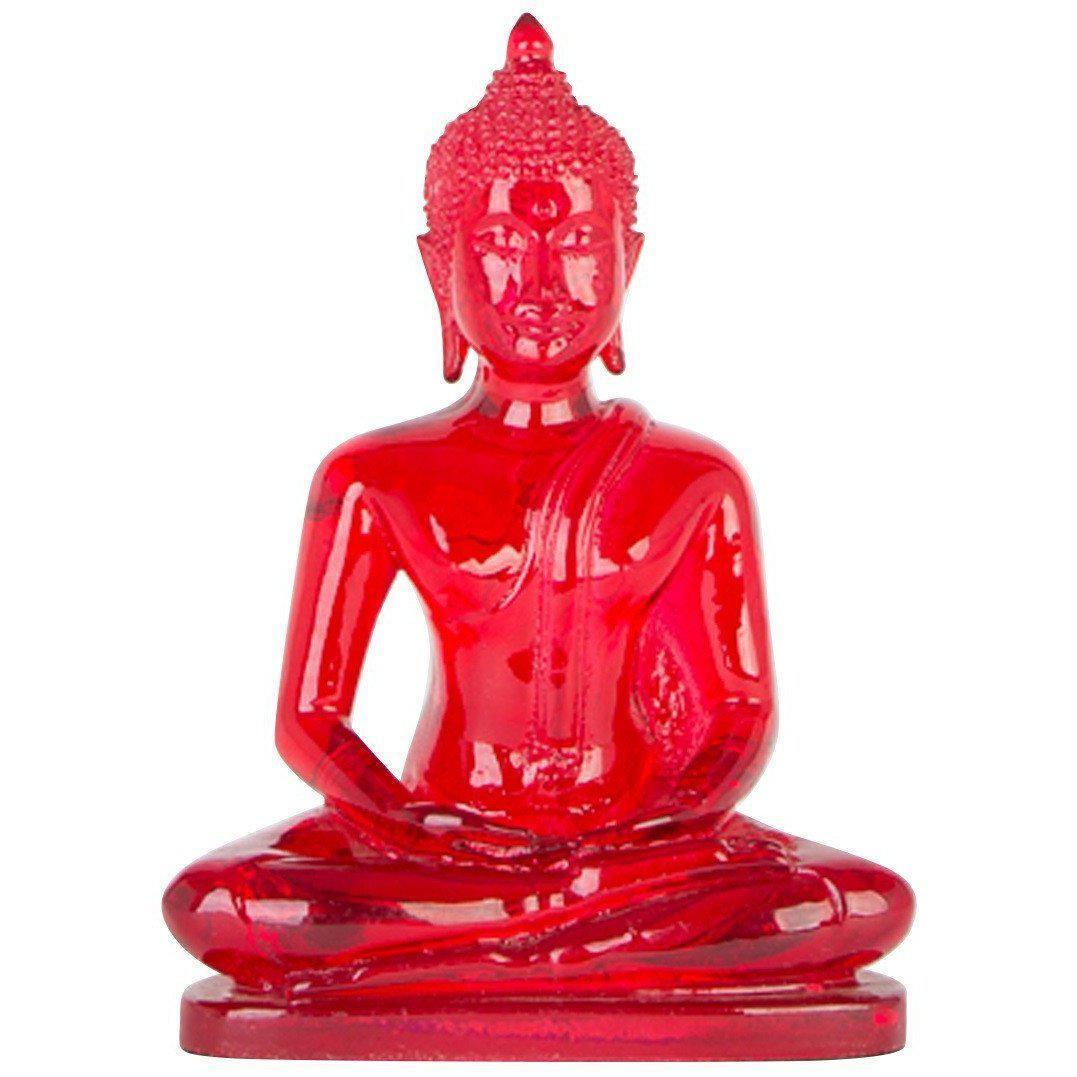 Resin Sitting Buddha-Hong Shop-Temples and Markets