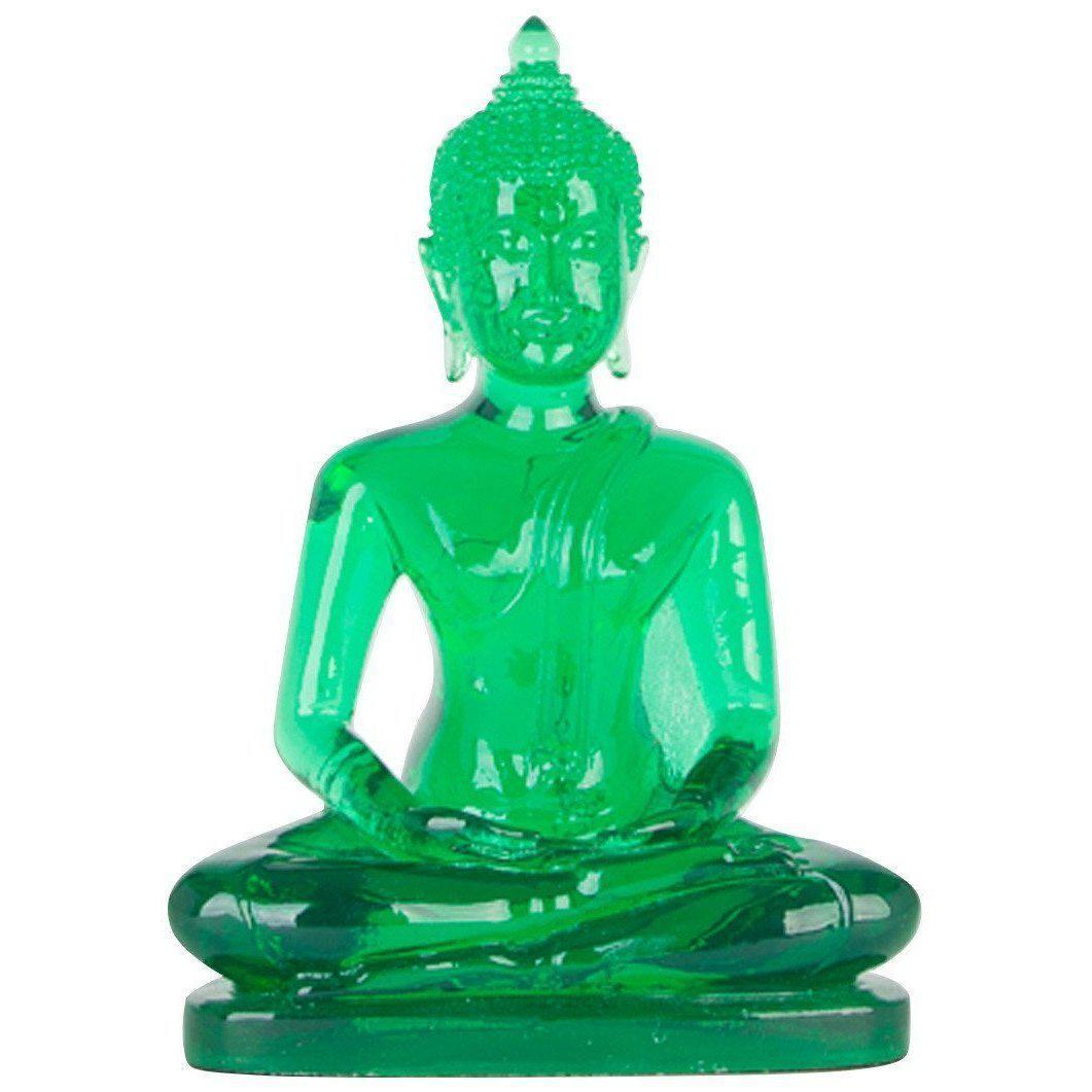 Resin Sitting Buddha
