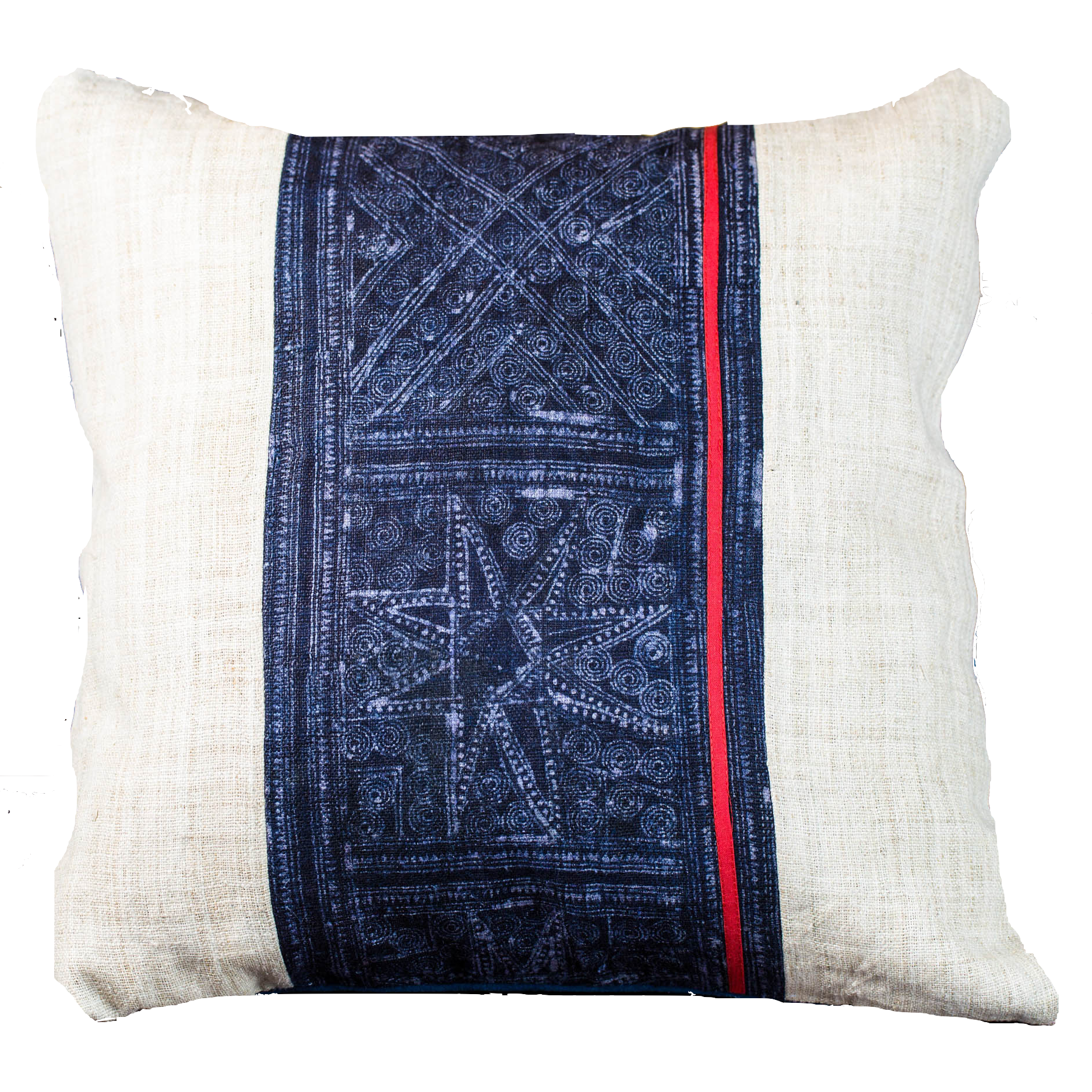 Sapa River Cushion Cover-Villagecraft Planet-Temples and Markets
