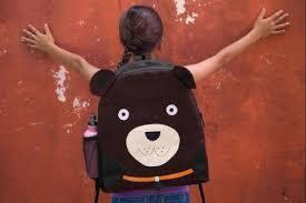 Smateria Bear Kids Backpack-Smateria-Temples and Markets