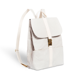 Yuvi Backpack made from Washable Paper, an eco-friendly alternative to leather-Bags-Pretty Simple Bags-Temples and Markets