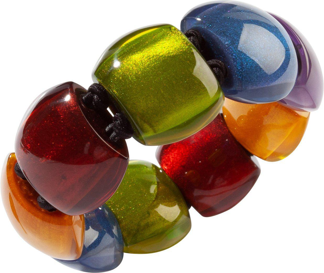 Zsiska Bellissima Multi-Coloured Bead Bracelet