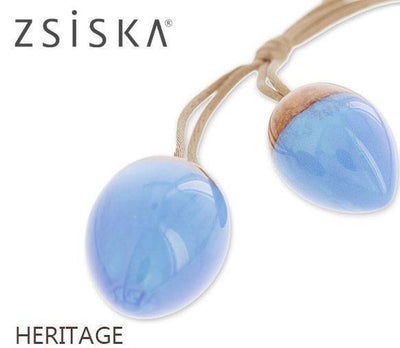 Zsiska Heritage Blue and Copper Bracelet-Jewellery-Zsiska-Temples and Markets