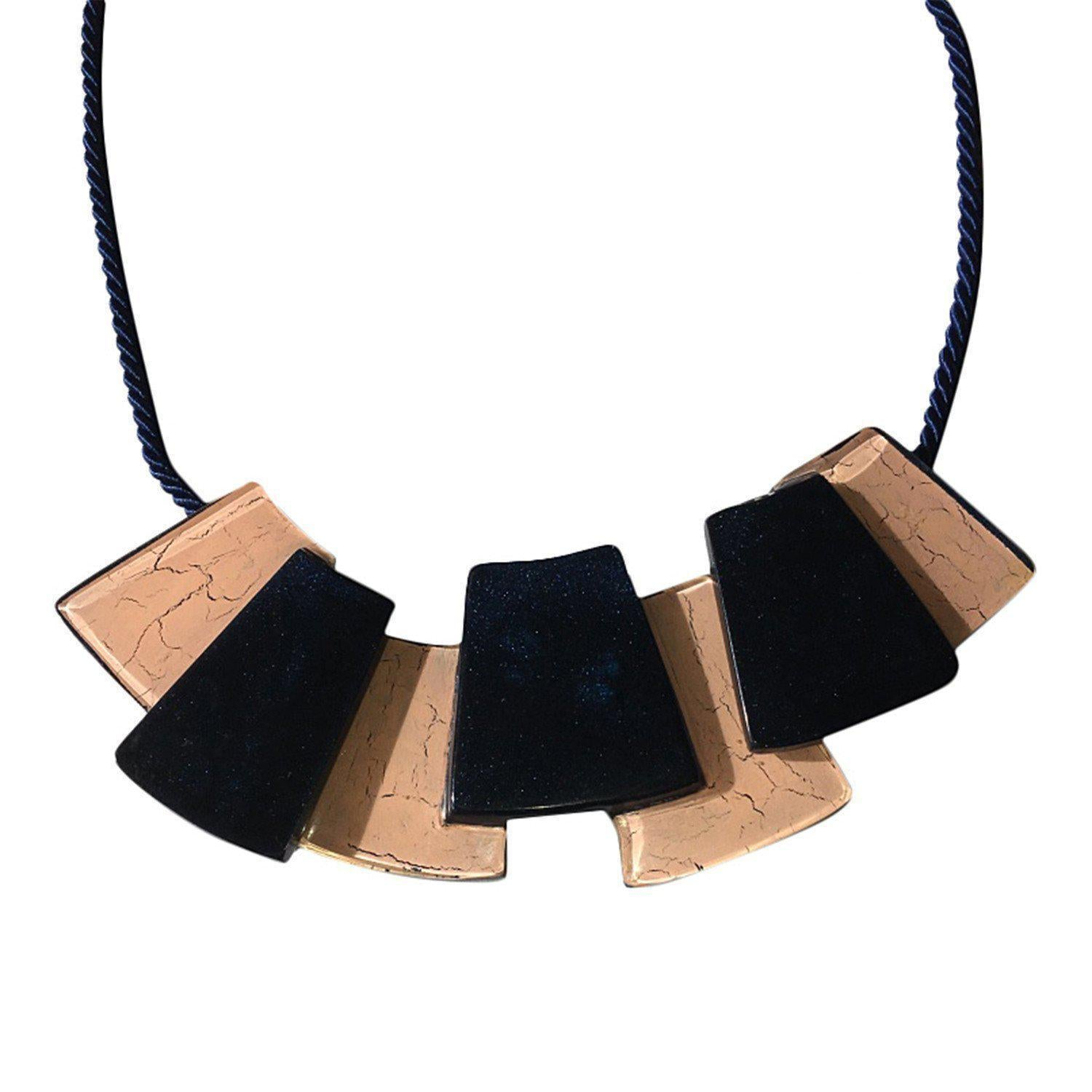 Zsiska Kontrast Necklace