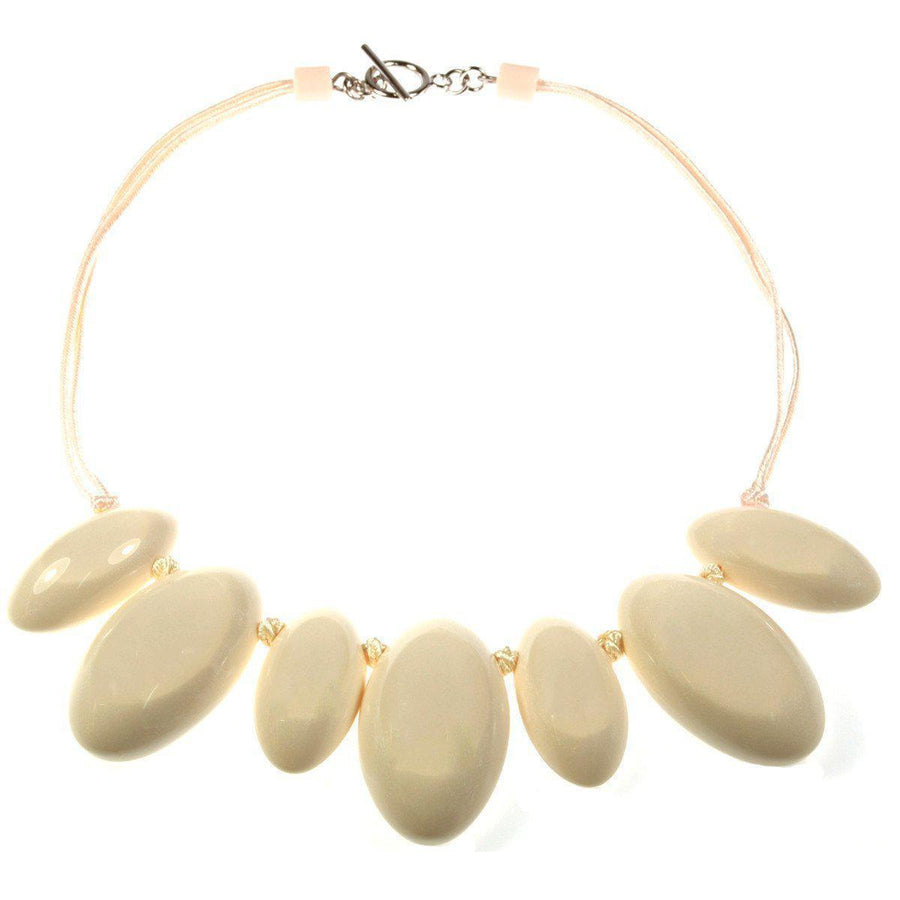 Zsiska Opaque Necklace-Jewellery-Zsiska-Temples and Markets