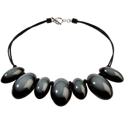Zsiska Opaque Necklace-Zsiska-Temples and Markets
