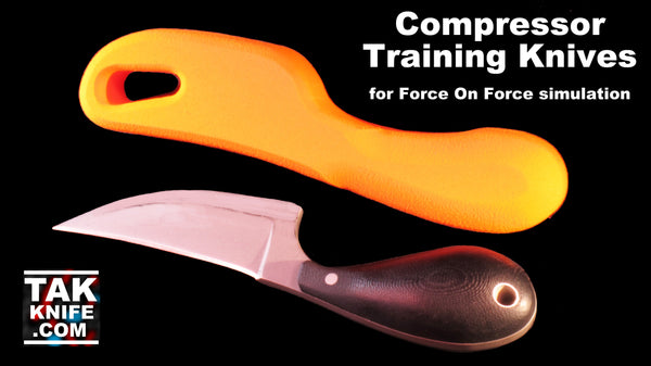 TAK Compressor Training Blades