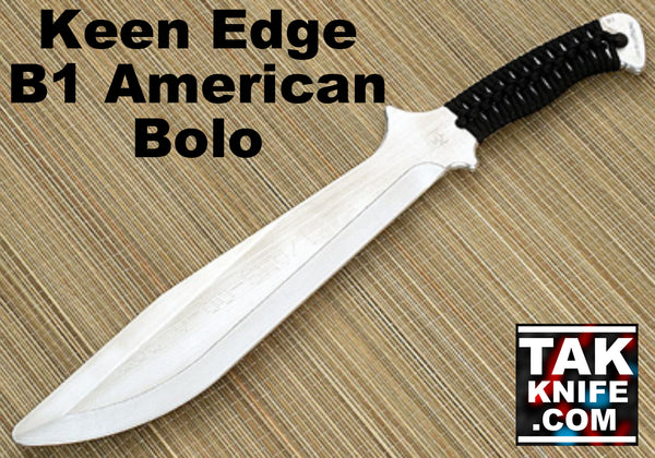 Keen Edge B1 American Bolo Training Knife