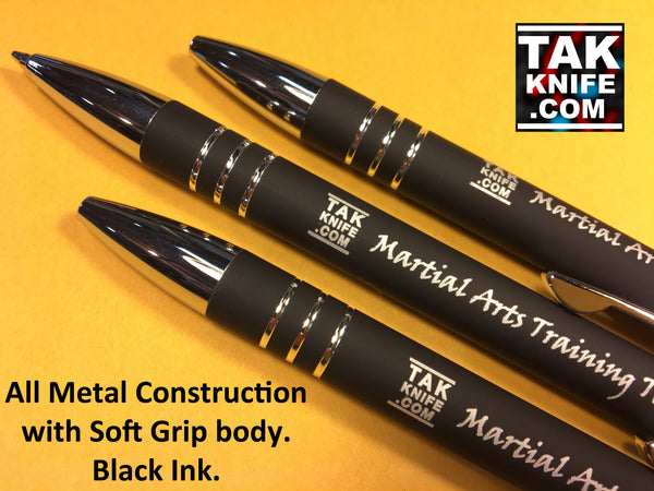 All Metal Pen with TAK Logo
