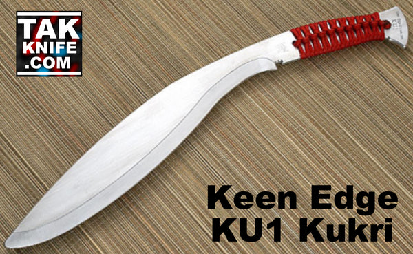Keen Edge KU1 Training Kukri