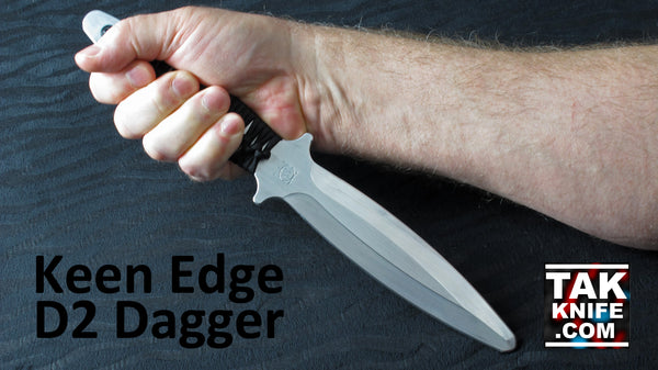 Martial Arts Training Knife