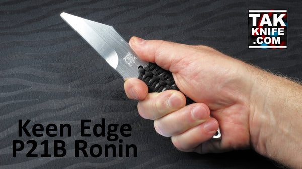 Keen Edge P21B Training Knife