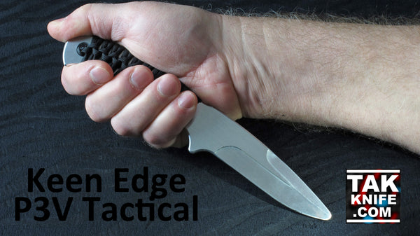 Keen Edge P3V Training Knife