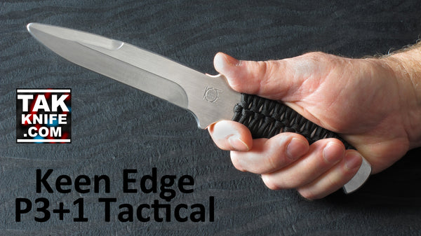 Keen Edge P3+1 Training Knife