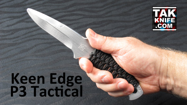Keen Edge P3 Training Knife