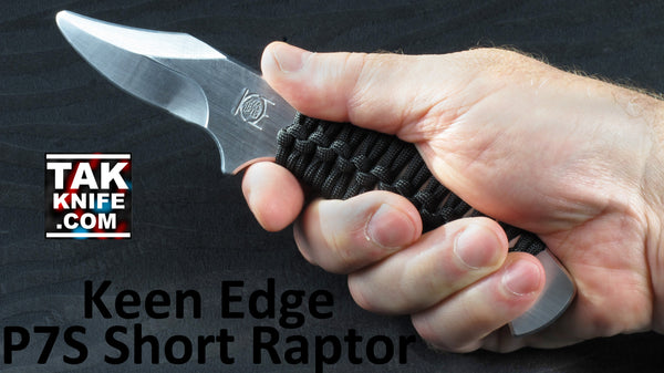 Keen Edge P7S Training Knife