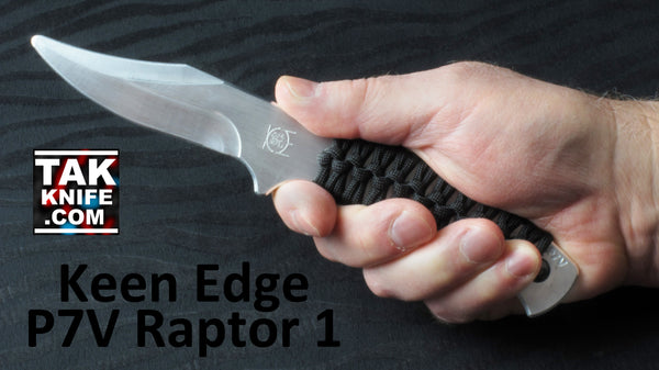 Keen Edge P7V Training Knife