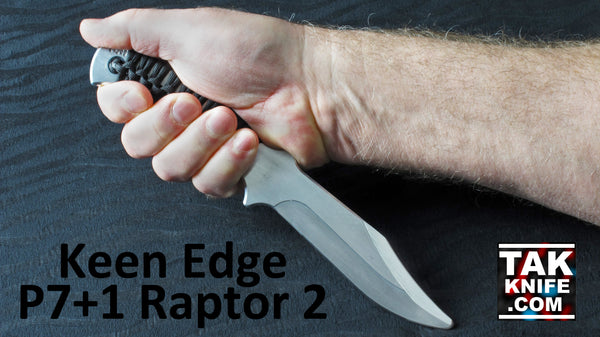 Keen Edge P7+1 Training Knife