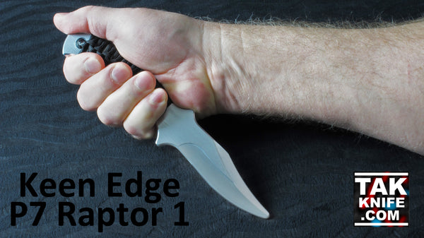 Keen Edge P7 Training Knife