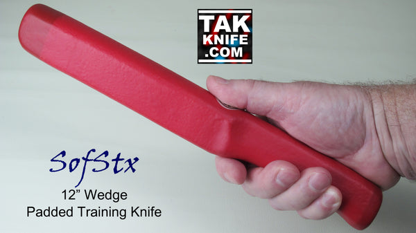 SofStx Padded Training Knives