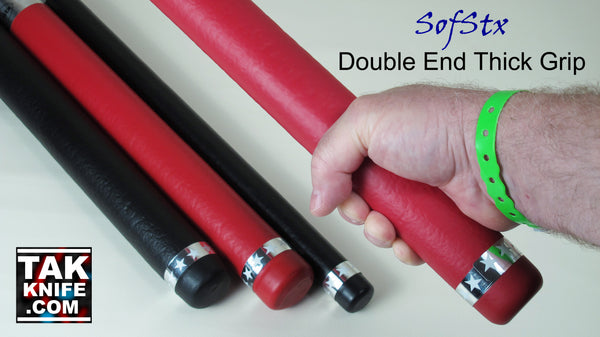 SofStx Padded Thick Escrima Sticks, Hollow Core