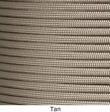 550 Tan Paracord