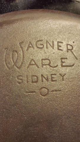 Vintage Wagner Cast Iron Pan