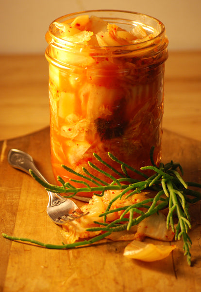 How to Make Perfect, Spicy, Delicious Kimchi!