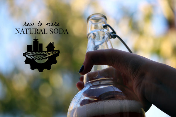 Natural Soda: A Comprehensive Guide