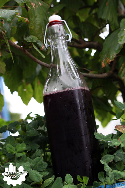 Home-Brewed Country Wine!