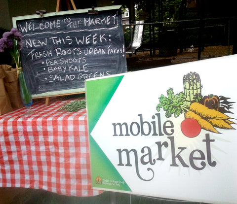 Cedar Cottage Food Network's Mobile Market
