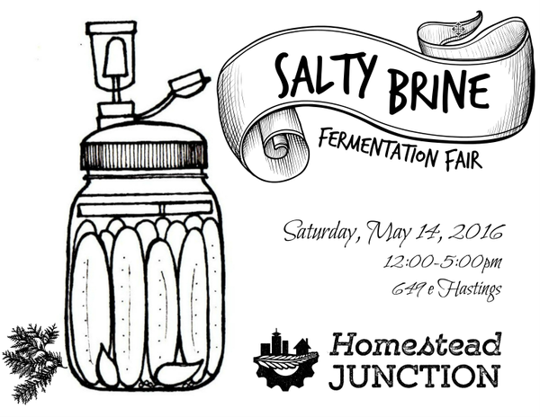 Salty Brine Fermentation Fair