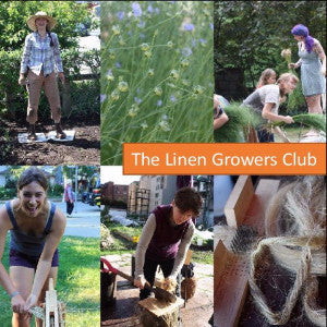 20170307 Linen Grower's Club